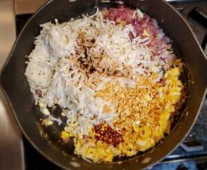 Add Shirataki Noodles