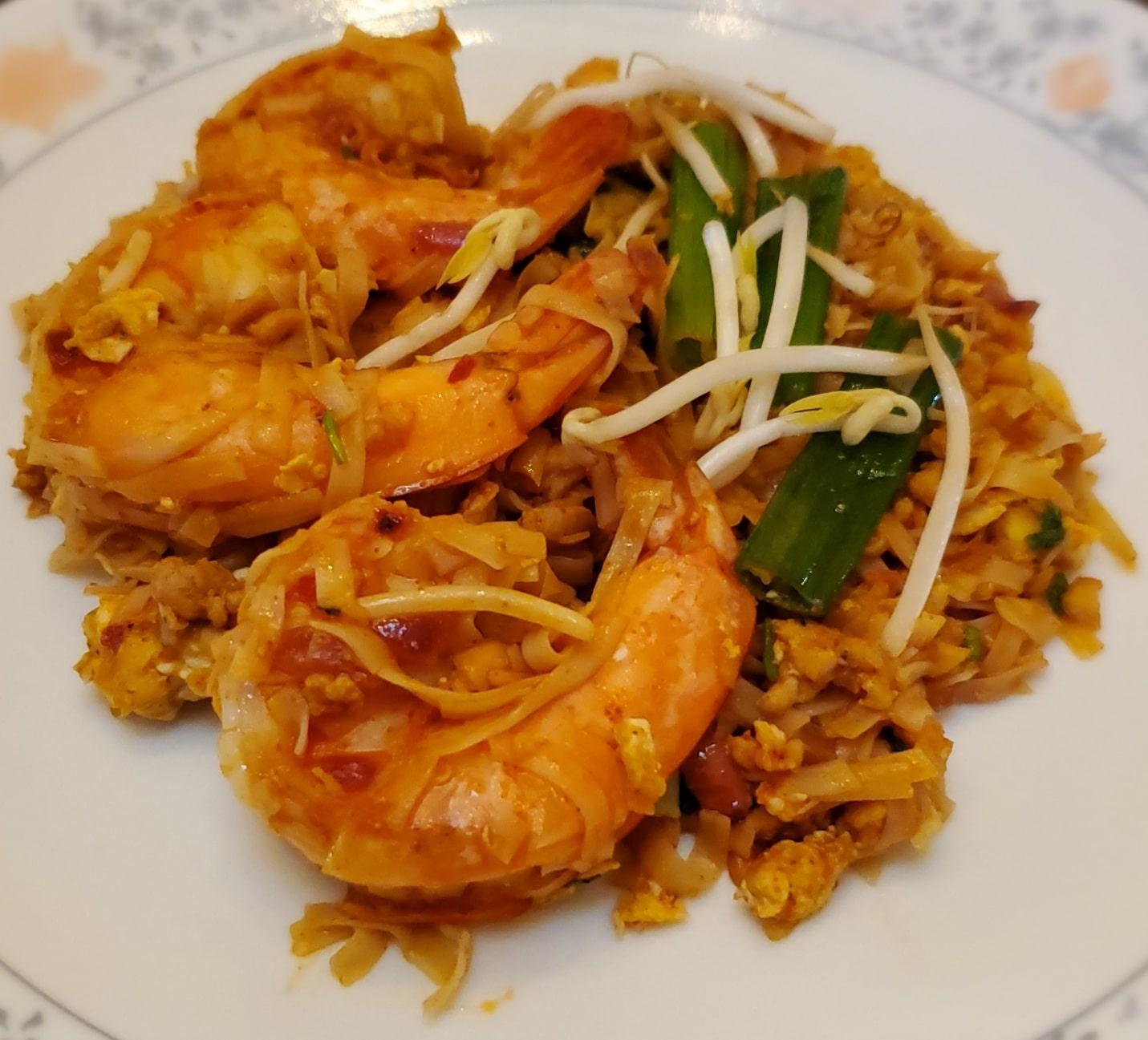 Keto Pad Thai – Shirataki noodles make it possible