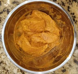 tandoori salmon marination