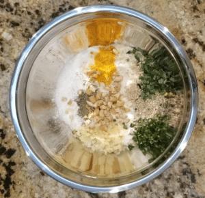 Khara Biscuit ingredients