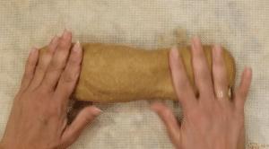 knead Keto yeast risen burger bun dough