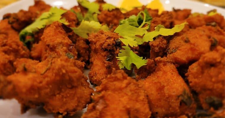 Keto Chicken Pakora | Pakoda