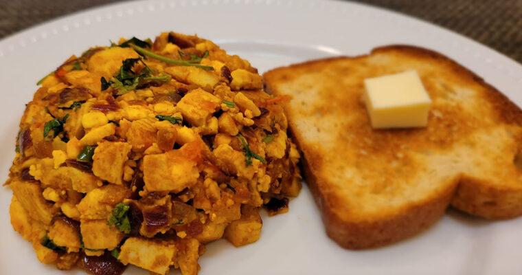 Keto Egg Masala – Quick and Easy