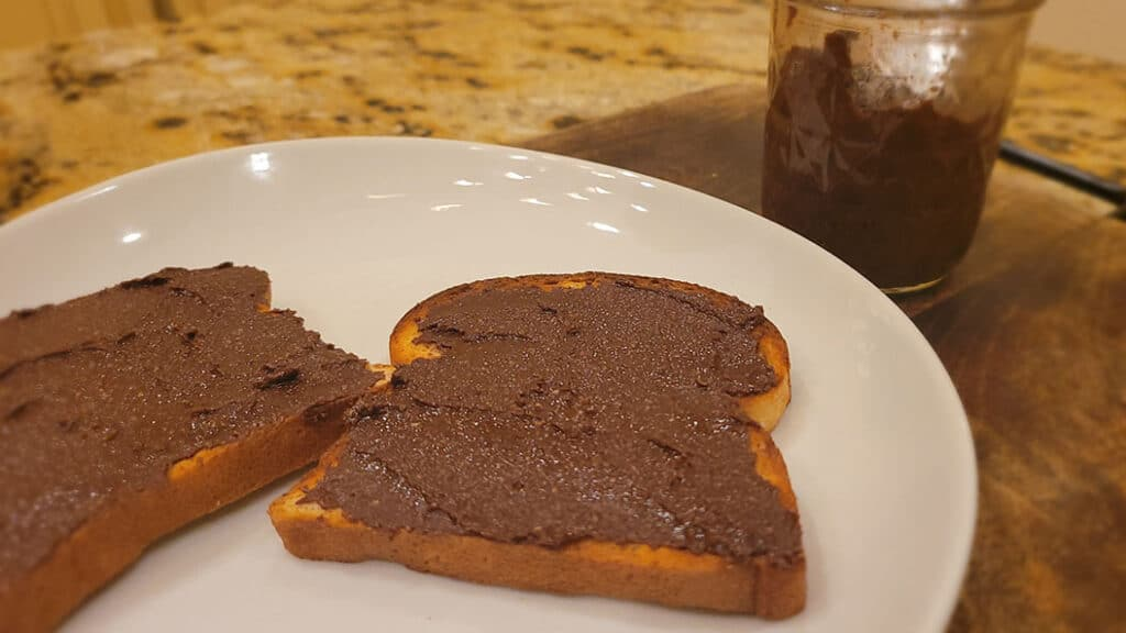 Keto friendly toast