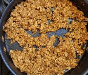 tostada - set aside chicken