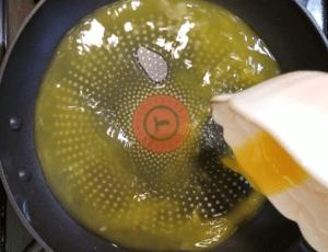 orange juice glaze