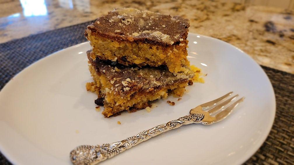 Keto Fruit Cake