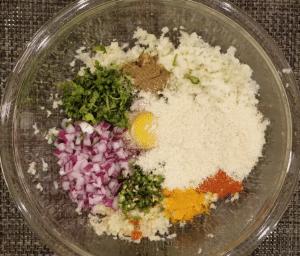 Caloo - ingredients